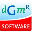 DGMR-software logo